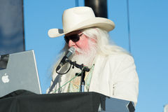 Leon Russell Royalty Free Stock Photography