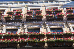 Leon Spain: historic building Royalty Free Stock Photography