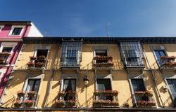 Leon Spain: historic building Royalty Free Stock Photo