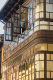 Leon Spain: historic building Stock Photos