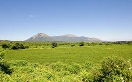 Leon Viejo Nicaragua scenica immagine stock libera da diritti