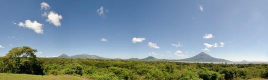 Leon Viejo scenic Nicarague Stock Photography