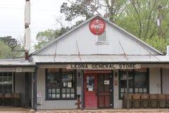 Leona General Store, Leona, Tejas Fotos de archivo libres de regalías