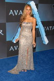 Leona Lewis. At the Los Angeles Premiere of 'Avatar,' Chinese Theater, Hollywood, CA. 12-16-09 royalty free stock photos