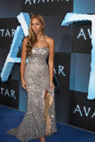 Leona Lewis. Arriving at the Los Angeles Premiere of Avatar Grauman's Chinese Theater Los Angeles, CA December 16, 2009 stock photography