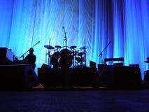 Leonard Cohen - Firenze 2010 Fotografia Stock