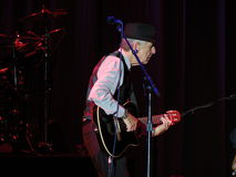 Leonard Cohen (Lucca 2013) Royalty Free Stock Photo