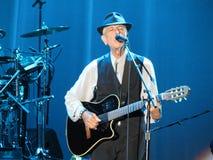 Leonard Cohen (Lucca 2013) Zdjęcia Royalty Free