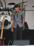 Leonard Cohen (Lucca 2013) Lizenzfreie Stockbilder