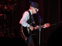 Leonard Cohen (Lucca 2013) Royaltyfri Bild