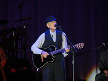 Leonard Cohen (Lucca 2013) Royalty Free Stock Photography