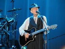 Leonard Cohen (Lucca 2013) Royalty Free Stock Photo