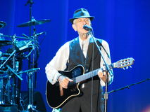 Leonard Cohen (Lucca 2013) Stock Images