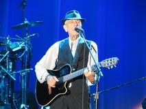 Leonard Cohen wohnen in Lucca, am 9. Juli 2013 Stockbild