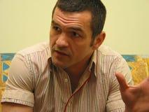 Leonard Doroftei Stock Image