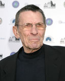Leonard Nimoy Royalty Free Stock Photo