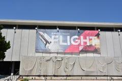 Leonardo博物馆在盐湖城,犹他 库存照片