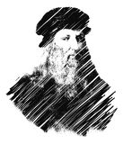 Leonardo Da Vinci Stock Photography