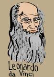Leonardo da Vinci Stock Image