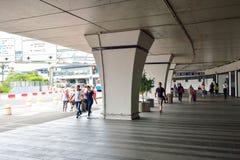 Leonardo da Vinci International Airport Stock Photography
