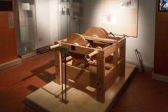 Leonardo Da Vinci Museum Stock Afbeeldingen