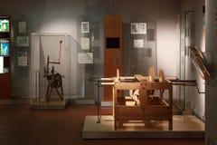 Leonardo Da Vinci Museum Royalty Free Stock Photography