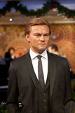 Leonardo di Caprio. Wax statue at Madame Tussauds in London stock photo
