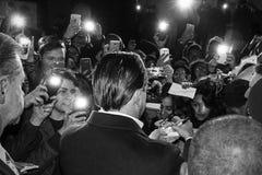 Leonardo DiCaprio στοκ εικόνες