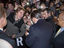 Leonardo DiCaprio στοκ φωτογραφία με δικαίωμα ελεύθερης χρήσης