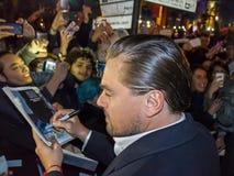 Leonardo DiCaprio Royaltyfria Foton