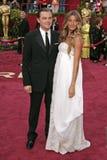Leonardo DiCaprio, Gisele Bundchen arkivfoton