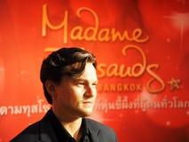 Leonardo DiCaprio's life-size wax replica Stock Photography
