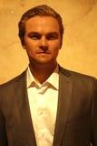 Leonardo DiCaprio Wax Figure Stock Images