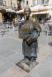 Leoncia Gomez Galan, Caceres Extremadura Arkivfoton