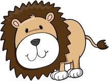 Leone di safari Immagine Stock