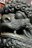 Leone di Schang-Hai immagine stock libera da diritti