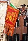 Leone di Venezia Immagini Stock