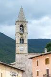 Leonessa (Rieti, Itália) Foto de Stock