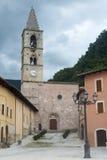 Leonessa (Rieti, Itália) Foto de Stock Royalty Free