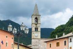 Leonessa (Rieti, Italy) Stock Photos