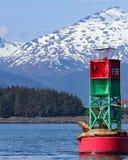 Leoni marini stellari a Juneau, Alaska Fotografia Stock
