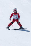 Leonor Carvalho during the Ski National Championships Stock Photos