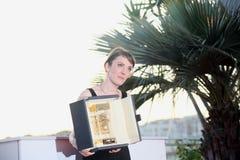 Leonor Serraille vinnare av `en för kamera D eller Royaltyfri Bild