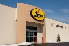 Leons Stock Image