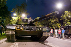 Leopard 2A4 Stock Image