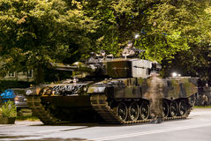 Leopard 2A4 Royalty Free Stock Photography