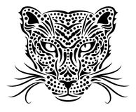 leopard royaltyfri illustrationer