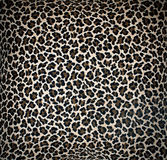 Leopard Background. Fabric in imitation leopard print stock photography