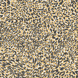 Leopard background. Leopard skin seamless pattern texture Stock Images