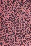 Leopard fabric texture Royalty Free Stock Photos